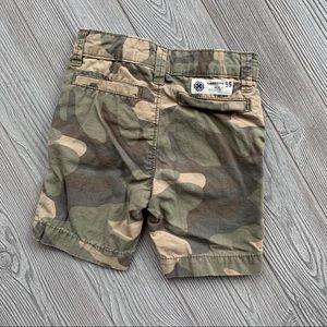 🦌 Oshkosh Boys Camo Shorts